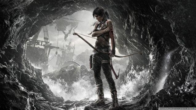 2014 Lara Croft