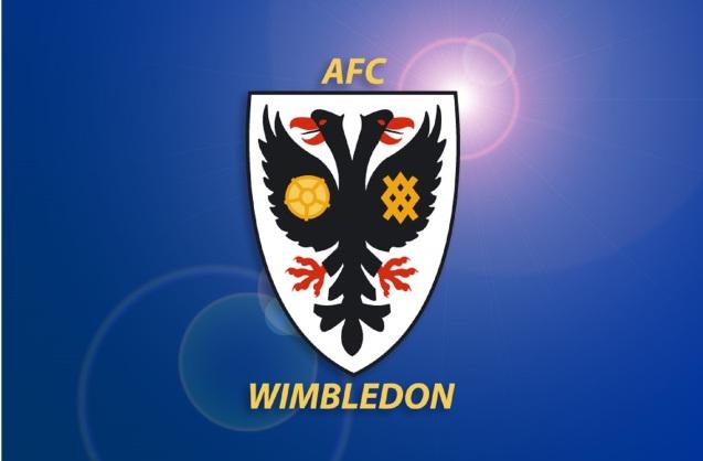 AFC Wimbledon Logo Wallpaper