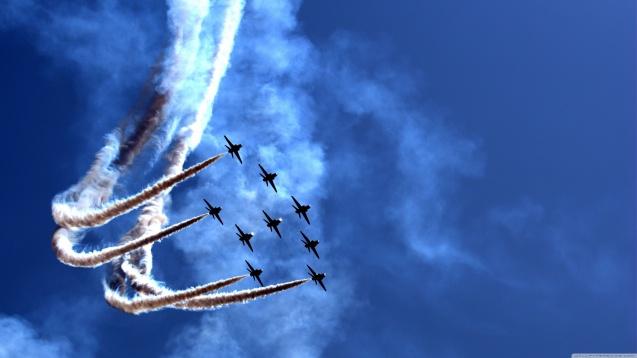 Air Parade HD Wallpaper