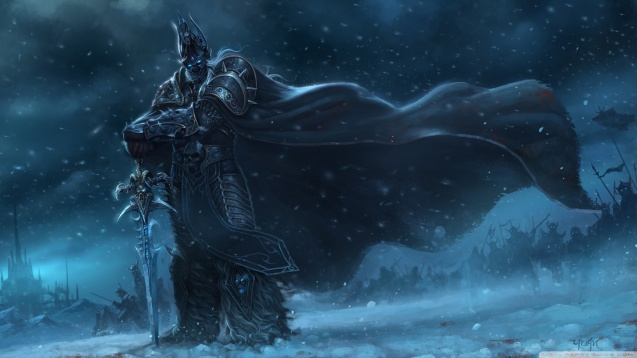 World Of Warcraft  Arthas Menethil HD Wallpaper