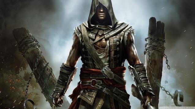 Assassins Creed IV Black Flag Wallpaper