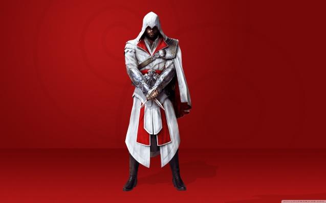 Assassin's Creed Brotherhood Wallpaper