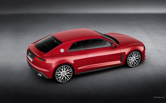 2014 Audi Sport Quattro Laserlight Concept Wallpaper