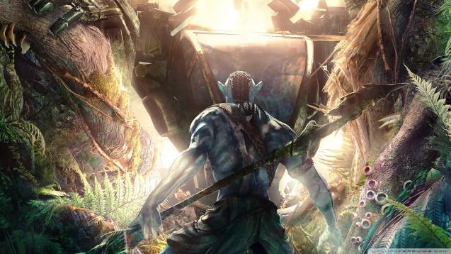 Avatar 3D Game Wallpaper