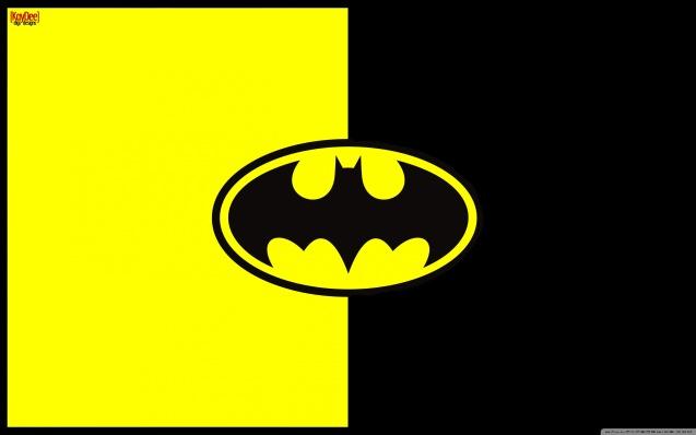 Batman Logo Illustration HD Wallpaper