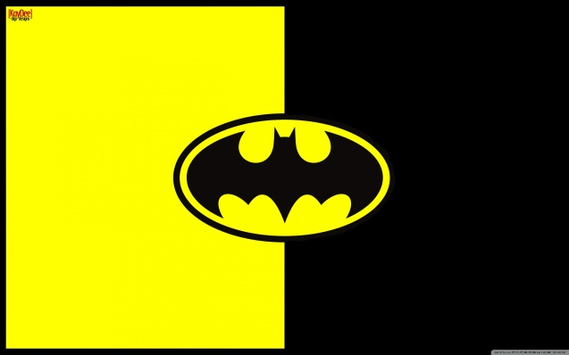 Batman Logo Illustration HD Wallpaper