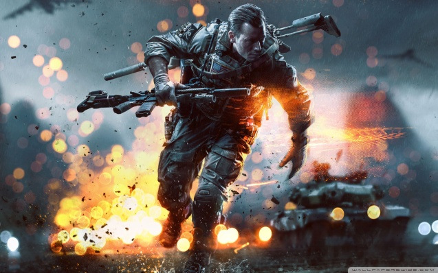 Battlefield 4 - China Rising DLC wallpaper