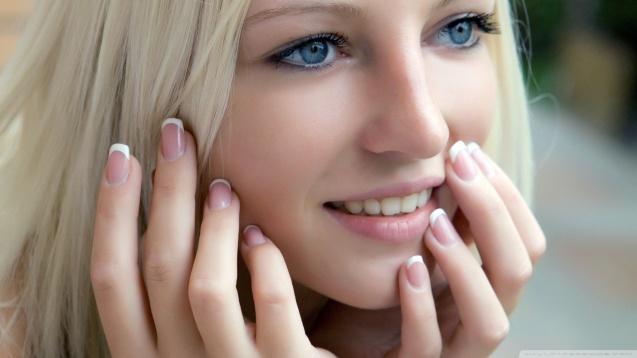 Beautiful Girl Eyes HD Wallpaper