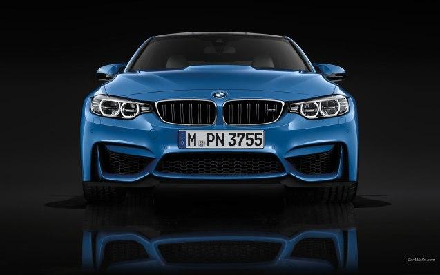 2015 BMW M3 Sedan Wallpaper