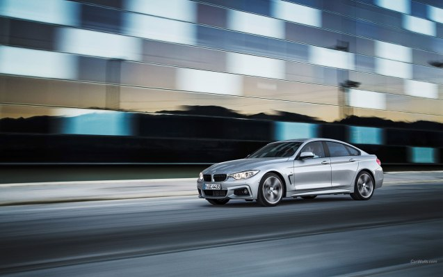 2015 BMW 4-Series Gran Coupe M Sport Package