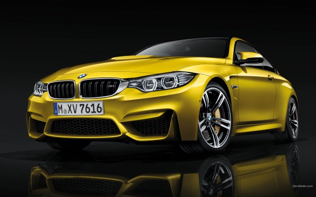 2015 BMW M4 Coupe Wallpaper