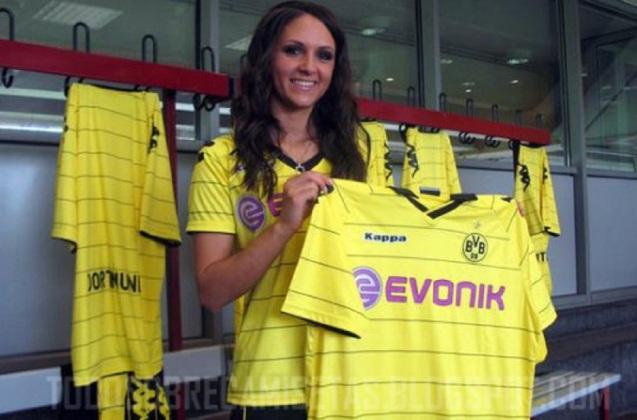 Sexy Borussia Dortmund Fans