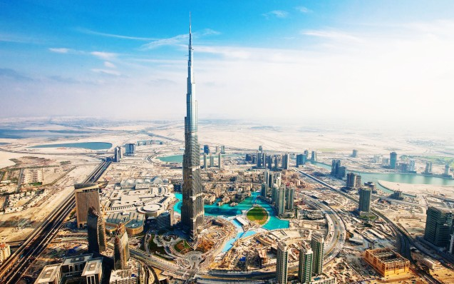 Burj Khalifa Dubai Wallpaper