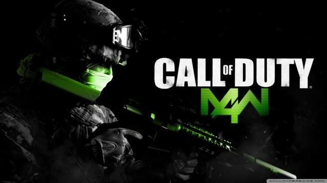 Call of Duty - Modern Warfare 4 Wallpaper