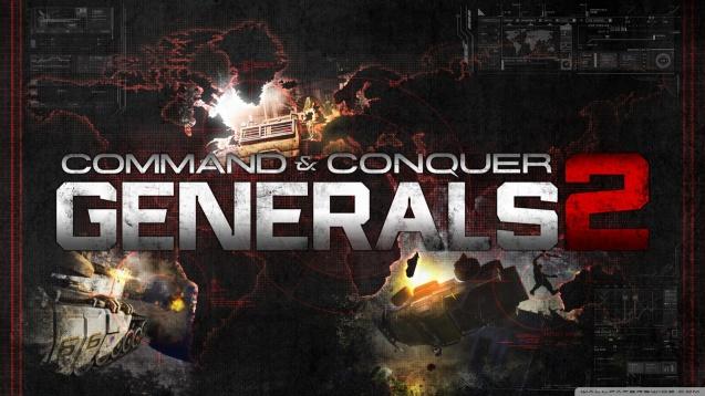 Command And Conquer Generals 2 Wallpaper