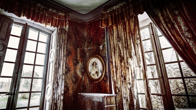 Chateau Scarry Room HD Wallpaper