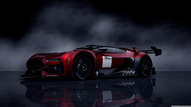 Gran Turismo Citroen GT Super Sport Wallpaper