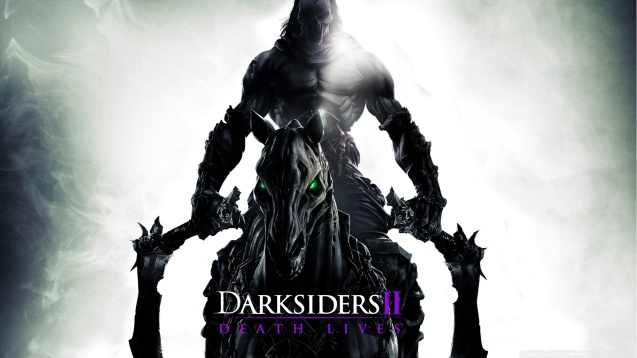 Darksiders II Death Lives Wallpaper