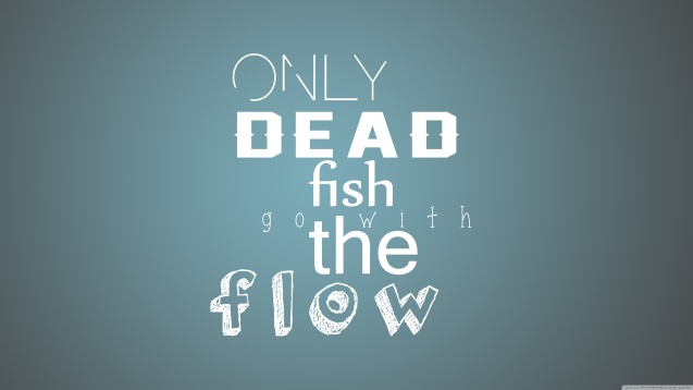 Dead Fish Wallpaper