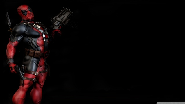 Deadpool The Video Game HD Wallpaper