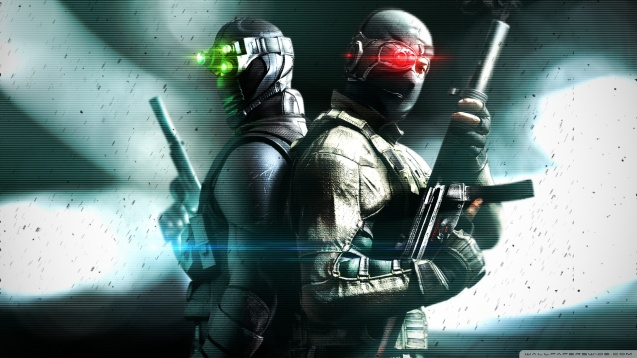 Tom Clancy Deniable OPS Enhanced HD Wallpaper