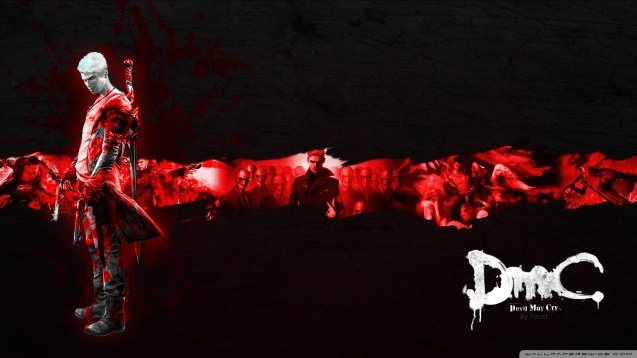 Download Devil May Cry - Blood Contract Wallpaper