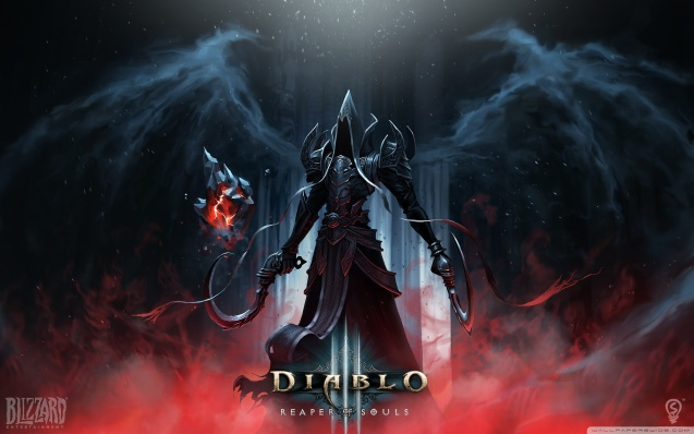 Diablo 3 Reaper of Souls Wallpaper