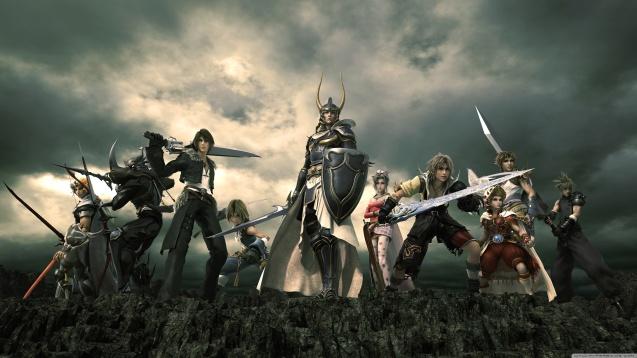 Dissidia Final Fantasy HD Wallpaper
