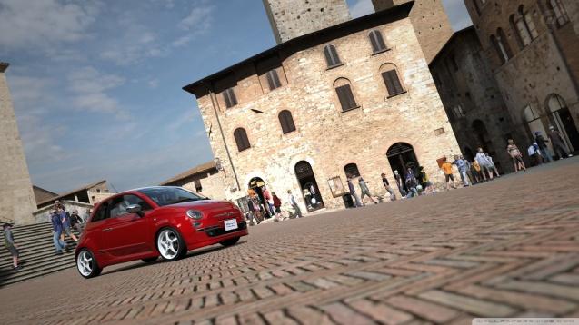 Gran Turismo F500 Wallpaper