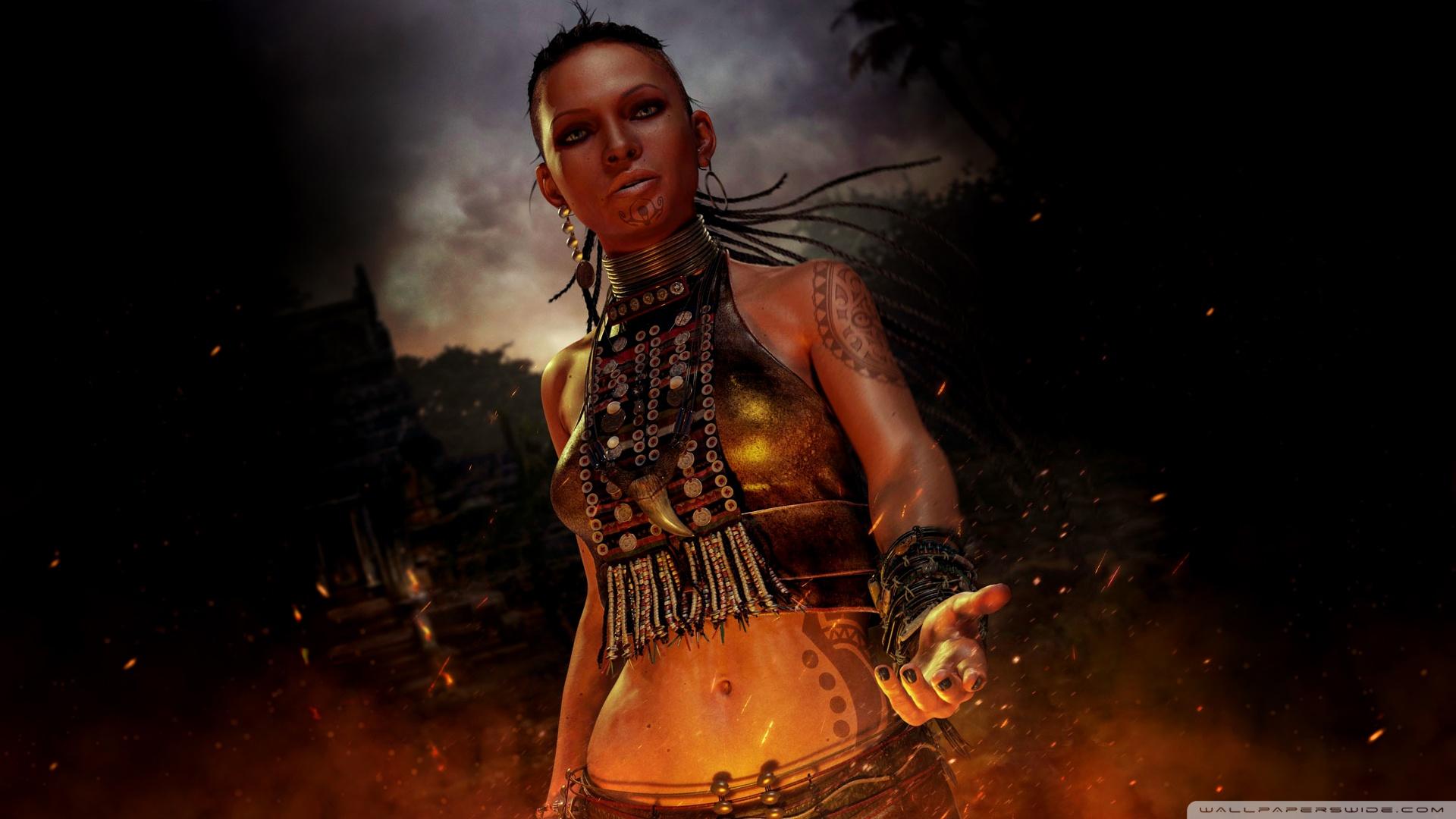 Far Cry 3 Sexy