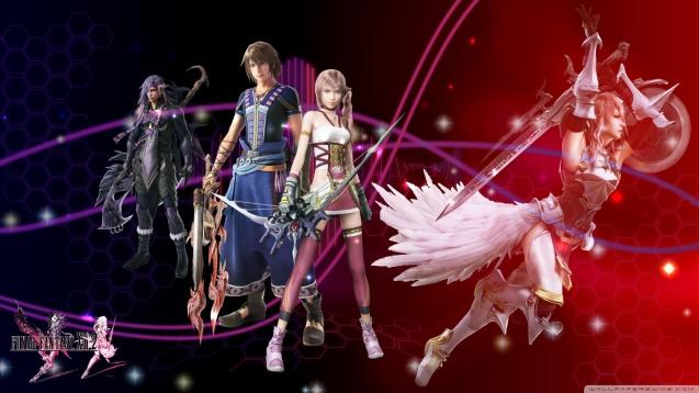 Final Fantasy FFXIII-2 HD Wallpaper