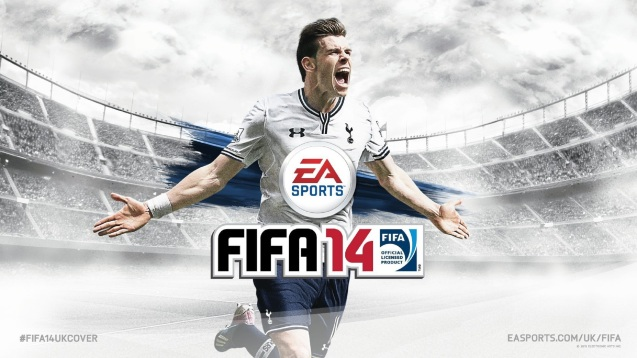 FIFA 14 England HD Wallpaper