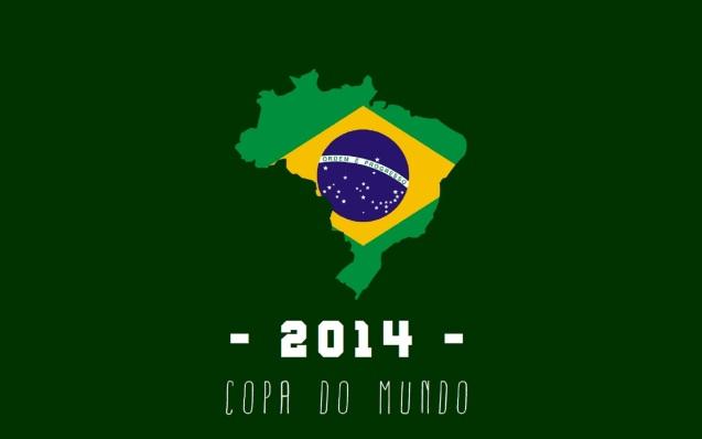 FIFA 2014 Copa Do Mundo Wallpaper