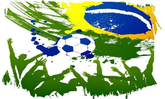 FIFA World Cup 2014 Art Wallpaper