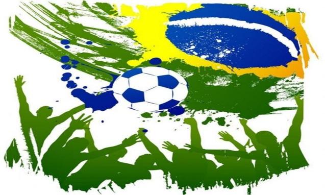 FIFA World Cup 2014 Art Wallpaper