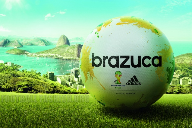 FIFA World Cup 2014 Brazuca HD Wallpaper