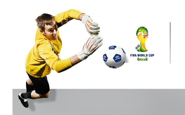 FIFA World Cup 2014 Latest Wallpaper