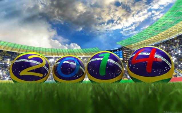 FIFA World Cup 2014 Superb Wallpaper