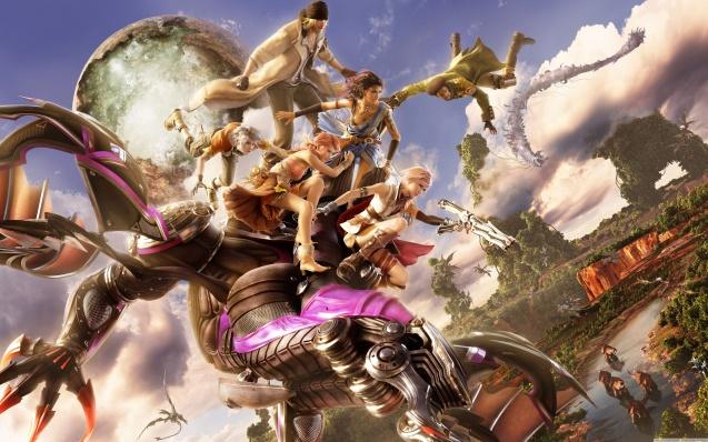 Final Fantasy 13 HD Wallpaper