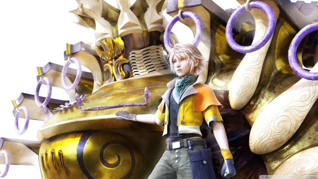 Final Fantasy XIII FFXIII - Hope Estheim Wallpaper