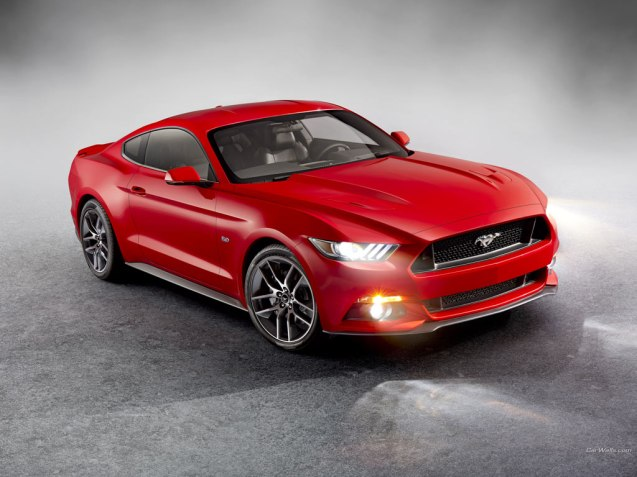 2015 Ford Mustang GT Wallpaper