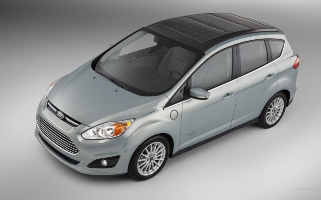Ford C-MAX Solar Energi Concept Walllpaper