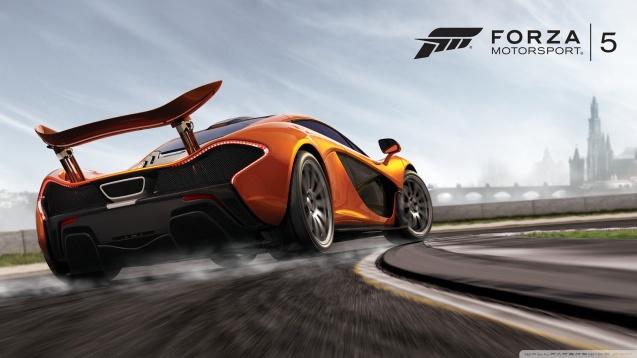 Forza Motorsports 5 - Xbox One Wallpaper