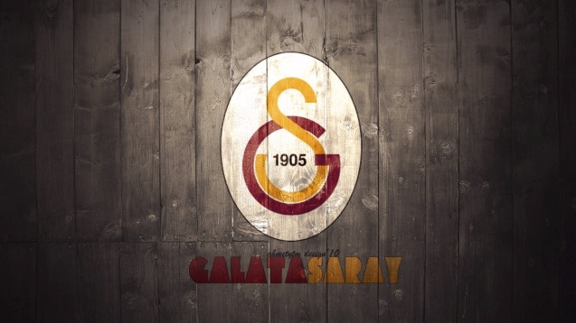 Galatasaray S.K. Logo Wallpaper