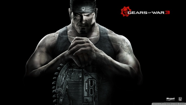 Gears Of War 3 Marcus Wallpaper