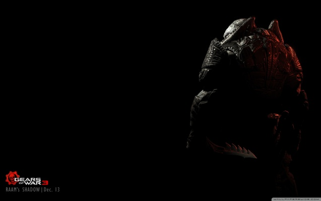 Gears of War 3 RAAM's Shadow Wallpaper