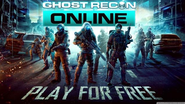 Tom Clancy's Ghost Recon Online HD Wallpaper