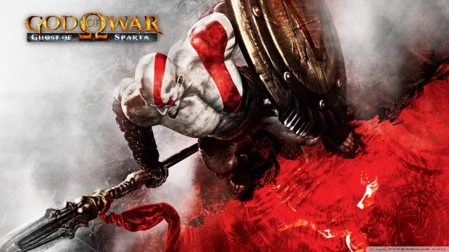 God of War Ghost of Sparta Video Game Wallpaper