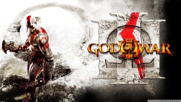 Kratos, God Of War III Wallpaper