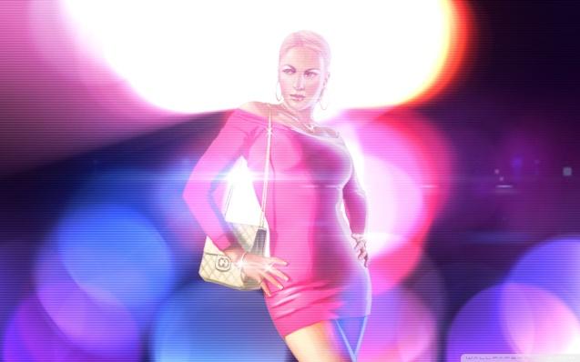 Grand Theft Auto The Ballad of Gay Tony, Gracie wallpaper